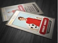 textured sports card template helps build team spirit