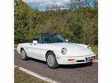 all car manuals free 1993 alfa romeo spider regenerative braking classic alfa romeo for sale on classiccars com 83 available page 4