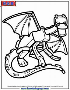 ender coloring page minecraft coloring pages