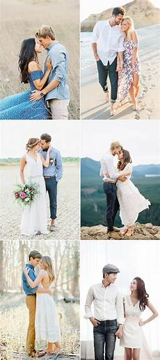 what to wear for engagement photos stylish outfit ideas