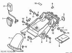 honda cbr400rr 1988 j domestic nc23 102 parts list partsmanual partsfiche