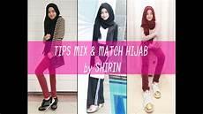 Mix Match Kece Ala Shirin Al Athrus