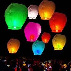 Sky Lantern Trance Balloon Paper Lanterns
