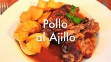 pollo al ajillo recetas de cocina ligeras youtube
