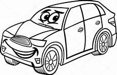suv car coloring page stock vector 169 izakowski