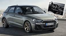 2019 Audi A1 Official Images Of New Plush Hatch