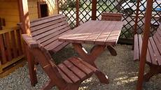 Gartenmöbel Set Holz - gartenm 246 bel set holz g 252 nstig preise gelaender