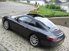 Classic Chrome Porsche 911 996 Targa 2003 03 Black