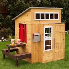 Dieses Moderne Und Besondere Spielhaus Aus Holz