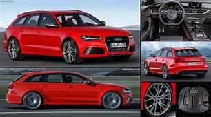 Audi RS6 Avant Performance 2016  Pictures Information