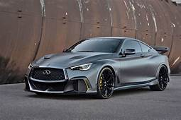 Infiniti Dual Hybrid Concept Car Gathers Heat To Boost