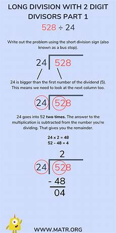division worksheets two digit divisors 6373 parent s guide how to help your child with division explained
