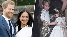 hochzeit prinz harry will prince george princess play roles in