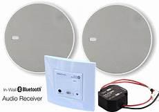 inwall unterputz bluetooth stereo verst 228 rker mit 2