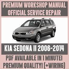 online service manuals 2010 kia sedona free book repair manuals workshop manual service repair guide for kia sedona ii 2006 2014 wiring ebay