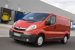 2011 Opel Vivaro Photos Informations Articles