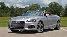 2018 audi a5 cabriolet driven youtube