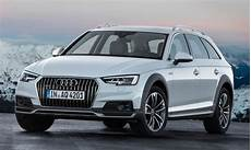 Audi Configurator And Price List For The New A4 Allroad