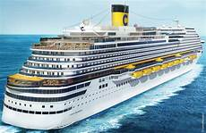 costa cruises ships and itineraries 2020 2021 2022 cruisemapper