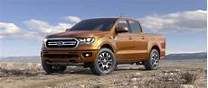 2019 Ford 174 Ranger Midsize Truck The All New Small