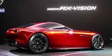 Mazda Rx Vision Concept Gallery Slashgear
