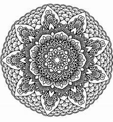 Malvorlagen Mandalas Gratis Free 15 Mandala Coloring Pages In Ai