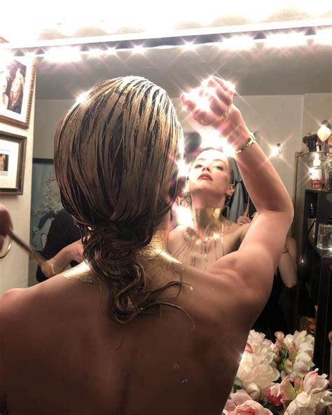 Stepmom Nude
