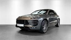 Annonces Occasion Porsche Macan Turbo Ttes Versions