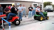 slicks garage lawn mower lawnmower pull bad 1 1 funnycat tv