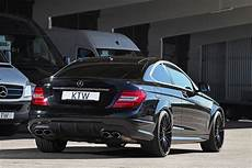 mercedes c63 amg tuning by ktw autoevolution