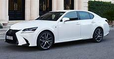 2016 Lexus Gs 300h Drive Review