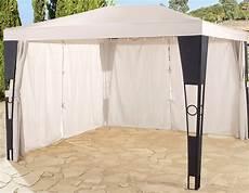 ersatzdach f 252 r pavillon 3x3 m gartenpavillon dach beige