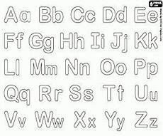 colorea alfabeto burbuja con letras min 250 sculas y