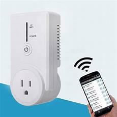 Wifi Smart Socket Wireless Switch Timer Outlet Power Ac