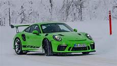 Porsche 911 Gt3 Rs 2019 Hp