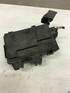 2005 chevy uplander fuse box 2005 chevrolet uplander 3 9l fuse box engine compartment ebay