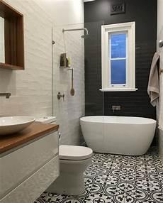 salle de bain avec carreaux de ciment 1001 id 233 es pour am 233 nager une salle de bain en carreaux
