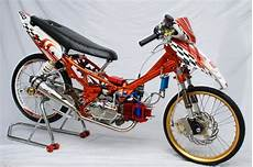 Modif Motor Sport Paling Keren by Modifikasi Motor Jupiter Z Drank Paling Keren Modifikasi