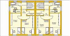 Moderne Doppelhäuser Grundrisse - modernes doppelhaus bauen mit ytong bausatzhaus
