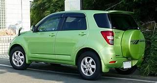 【Mini SUV�Toyota Rush 001  Daihatsu Terios Wikipedia