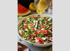 crisp watermelon salad_image
