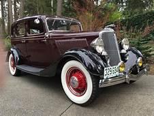 1934 Ford Model 40 Fordor Sedan Deluxe For Sale 1830285