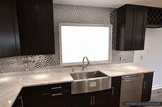 Backsplash Ideas For Espresso Cabinets