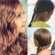 easy school hairstyles popsugar moms