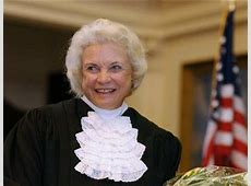 sandra day o'connor nomination