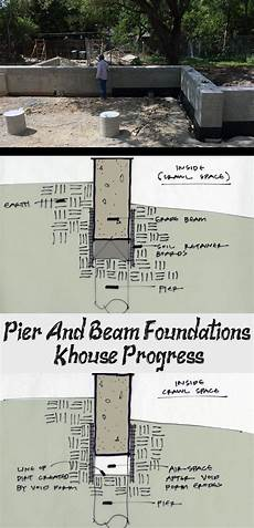 pier foundation house plans pier and beam composite 01 simplemodernhousesketch