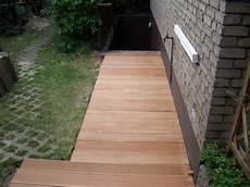 Gartenweg Aus Holz - holz im garten