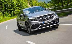 2016 Mercedes Benz GLE Class Coupe First Drive – Review