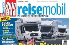 Auto Bild Reisemobil Zeigt Die 50 Besten Ziele F 252 R Auto