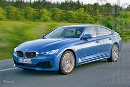 Only If The Next BMW 4 Series Gran Coupe Would Look Like